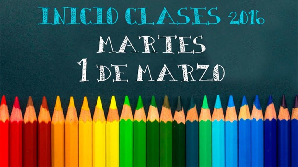 INICIO_CLASES2016