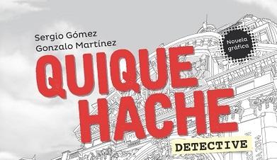"""AUTOR DE """"QUIQUE HACHE"""" VISITA NUESTRO COLEGIO"""