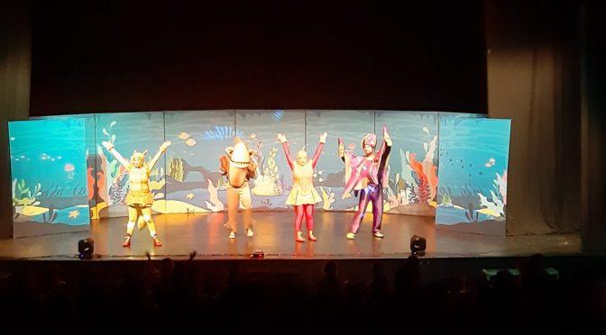 Sharky – Obra de Teatro /  kinder – 4°Básico
