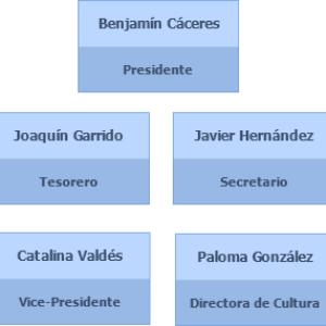 Organigrama 2021 – CentroAlum