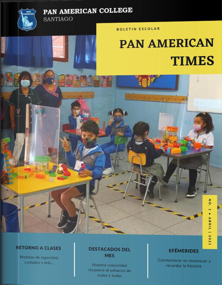 pan american times marzo